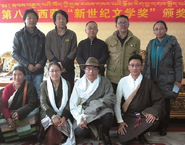 举办多彩活动,推出精品力作,发现培养人才——西藏作家协会五年工作综述