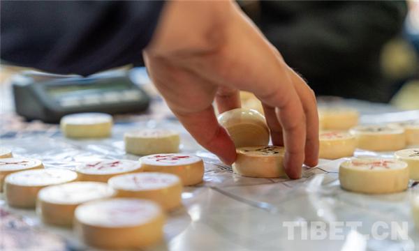 全运会群众比赛棋牌类项目西藏选拔赛开赛3.jpg