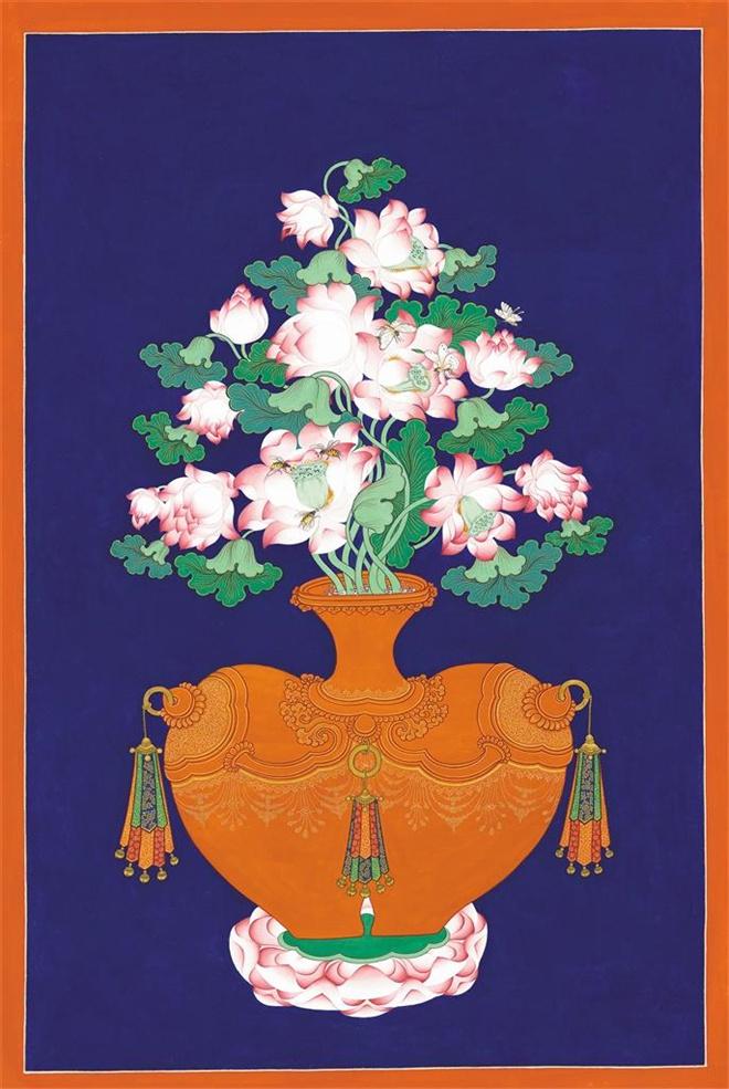 勉萨派唐卡艺术——在传承中创新 在创新中发展4.jpg