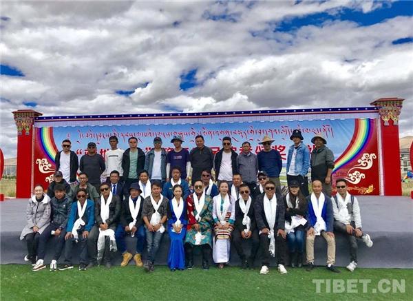 """第五届""""藏地之音""""民歌秀在西藏拉孜县举办2.jpg"""