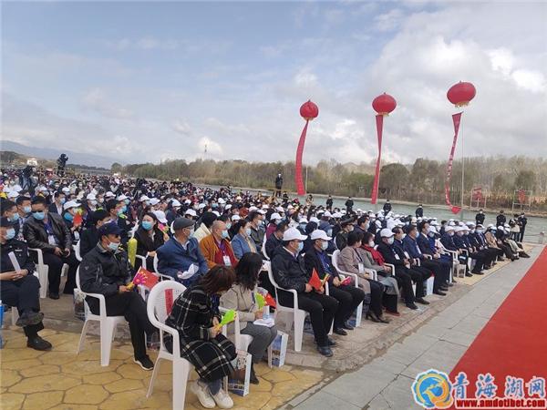 021年贵德第十六届黄河文化旅游季盛大开幕4.jpg