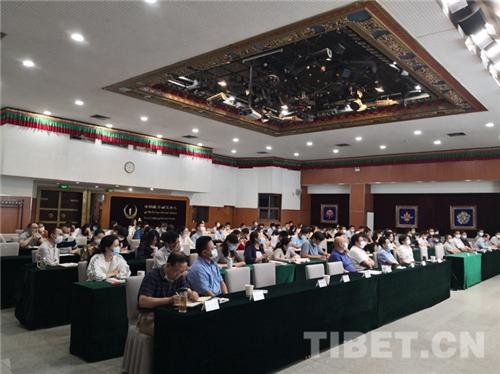 中国藏学研究中心第一期青年学者研习营在京举行5.jpg