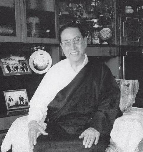 久美多杰:平汪您好——读平措旺杰传《一个西藏革命家》有感