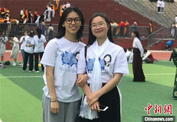四川省甘孜州教育结硕果 19岁藏族女孩被北大录取.jpg