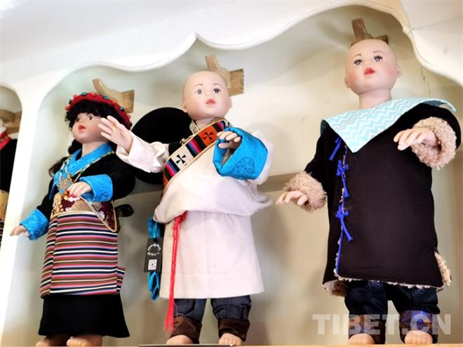 特色鲜明的藏式童装 传统也时尚2.jpg
