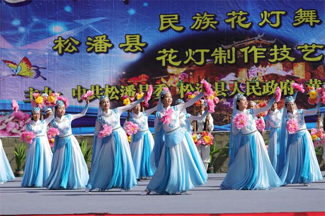 第五届古城花灯会9月15日在阿坝松潘县举行3.jpg