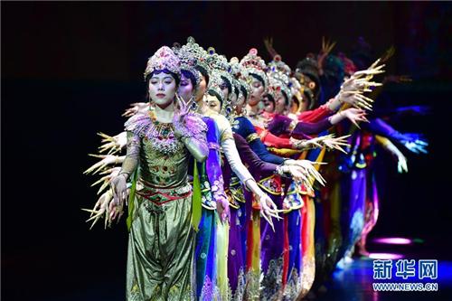 藏族传统歌舞乐《金顶梵音-拉卜楞》恢复公演1.jpg