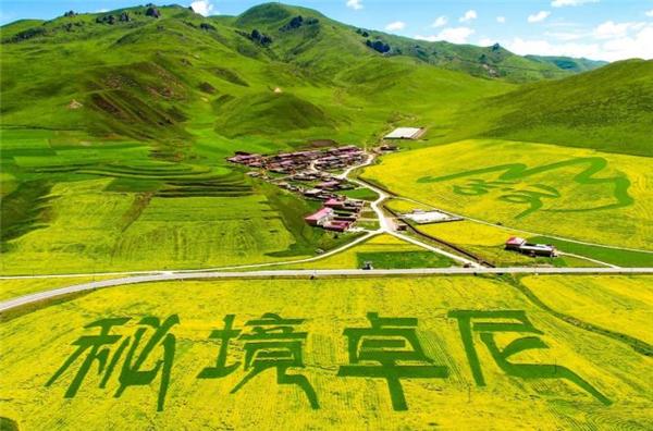 甘肃甘南州:多措施发力 文旅产业促乡村振兴2.jpg