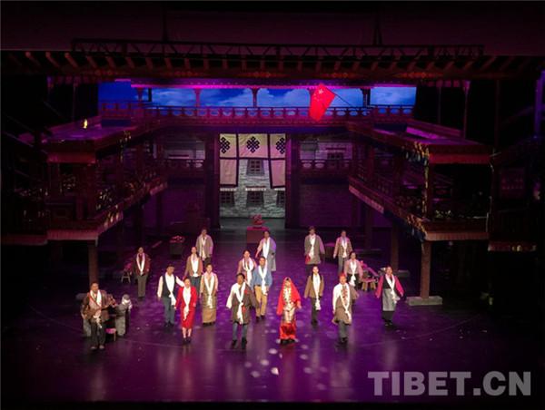 《八廓街北院》在京展演 歌颂民族团结与时代进步3.jpg