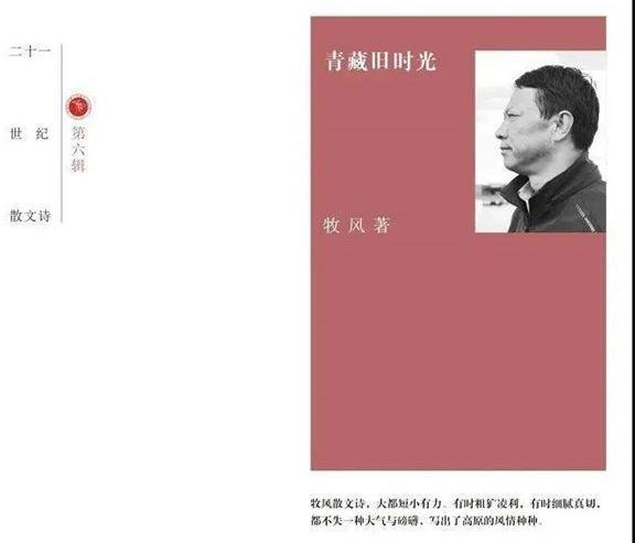 """牧风和扎西才让荣获首届""""大湾""""散文诗大赛提名奖"""