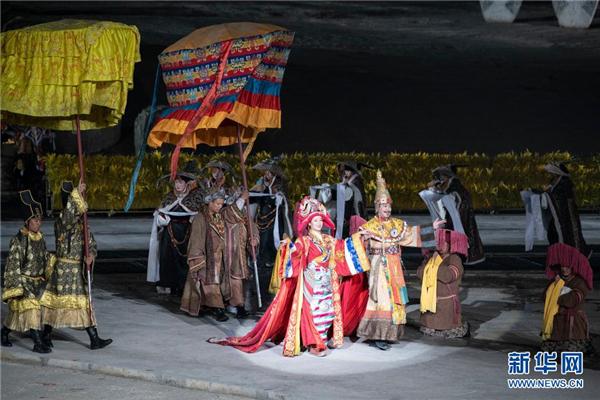 大型实景剧《文成公主》举行2021年首演1.jpg