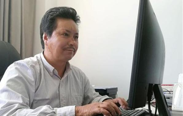 """边巴次仁:数字化工作让珍贵藏文古籍""""活起来"""""""