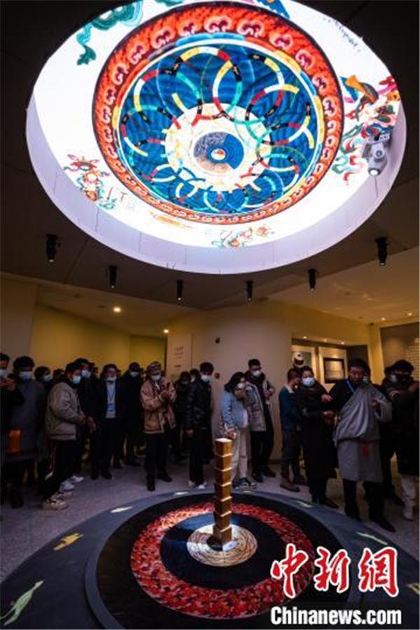 秀创意 展传承 西藏迎来一场文化艺术节4.jpg