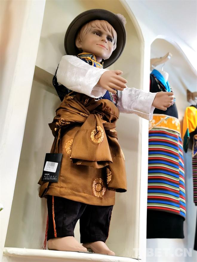 特色鲜明的藏式童装 传统也时尚12.jpg