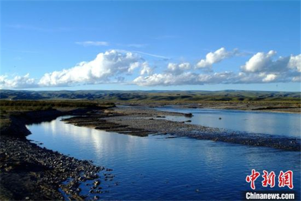 青海省柴达木盆地布哈河国家湿地公园通过国家级验收.jpg