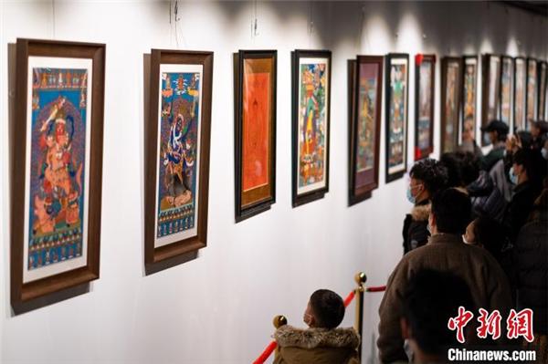 秀创意 展传承 西藏迎来一场文化艺术节1.jpg