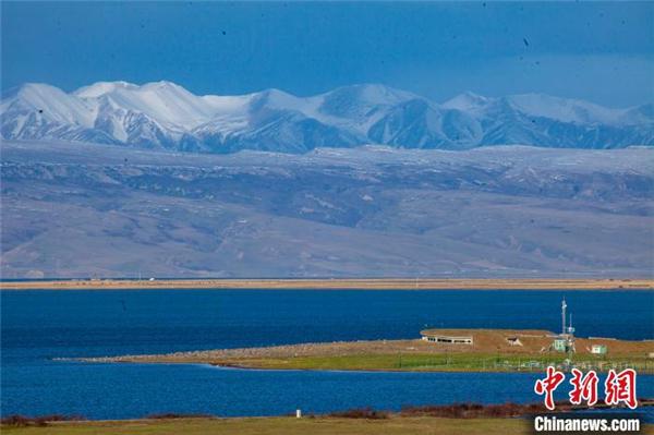 """""""大美净好""""中国最大内陆咸水湖生态保护成效凸显2.jpg"""