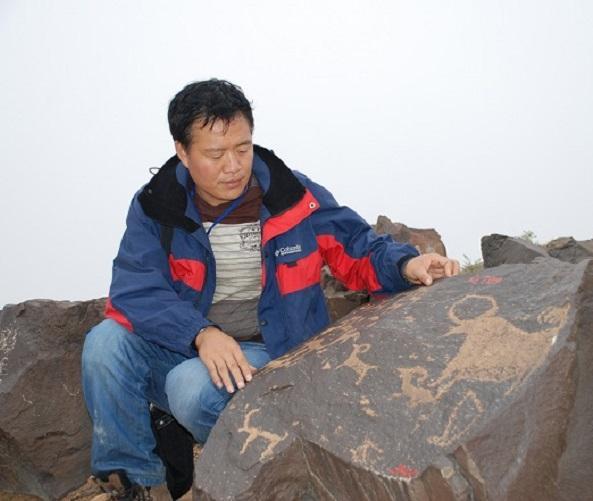 唐荣尧散文:少年模样,黄河在青海