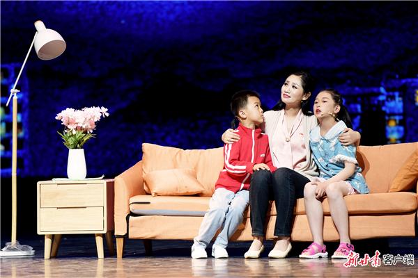 甘肃甘南州:音乐剧《达玛花开》首次公开演出1.jpg