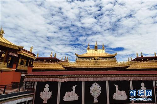 暂停开放五个多月后 西藏大昭寺恢复对外开放2.jpg