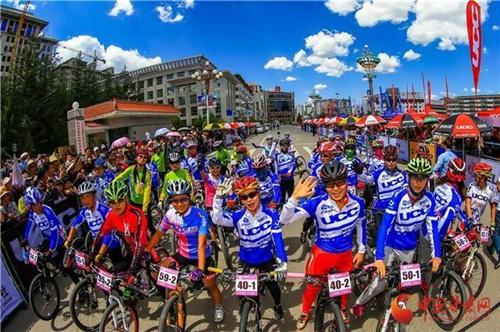 """2020""""冶力关杯""""甘南藏地传奇自行车赛明日开赛2.jpg"""