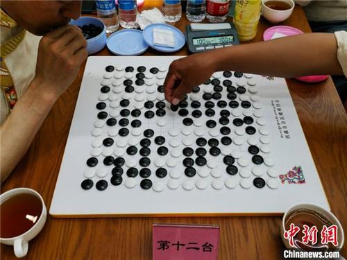 贝博ballbet体育官网第二批25位传统藏棋段位棋手在拉萨产生3.jpg