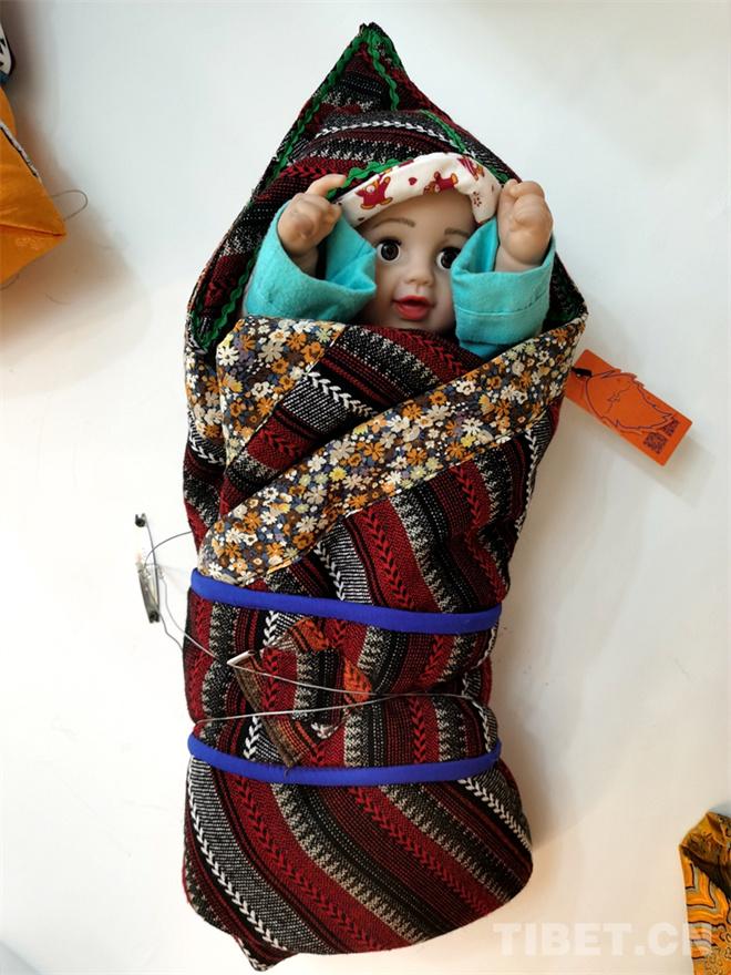 特色鲜明的藏式童装 传统也时尚5.jpg