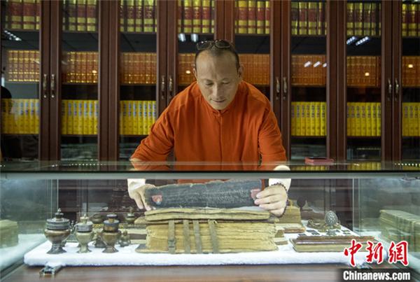 《藏医药文献大全》项目启动 系史上最大规模藏医药文献典籍整理3.jpg