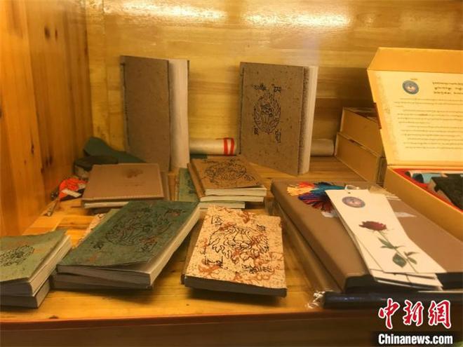 雪拉藏纸:承载千年墨香3.jpg