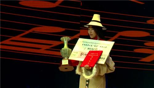"""海南州举办青海省第三届""""勒雪""""电视大赛颁奖典礼2.jpg"""