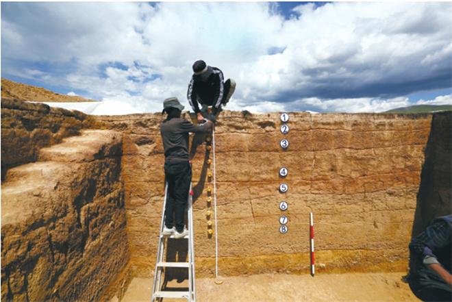 大型旧石器遗址:人类13万年前已踏上青藏高原2.jpg