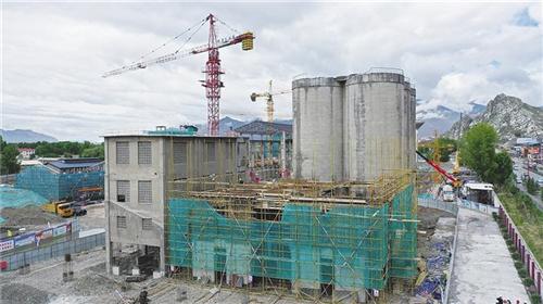 西藏美术馆项目建设有序推进 已完成总体27%.jpg
