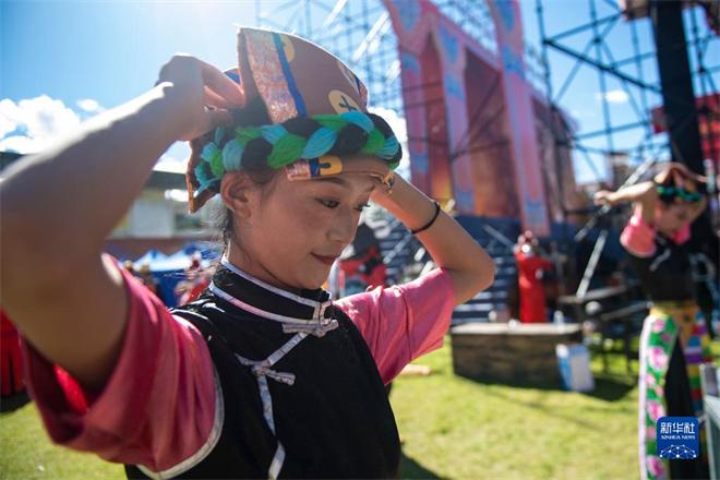 2021雅砻文化旅游节在西藏山南开幕5.jpg