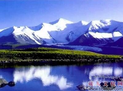 阿尼玛沁雪山主峰